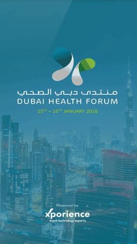 Dubai Health Forum Xporience-Dubai-UAE