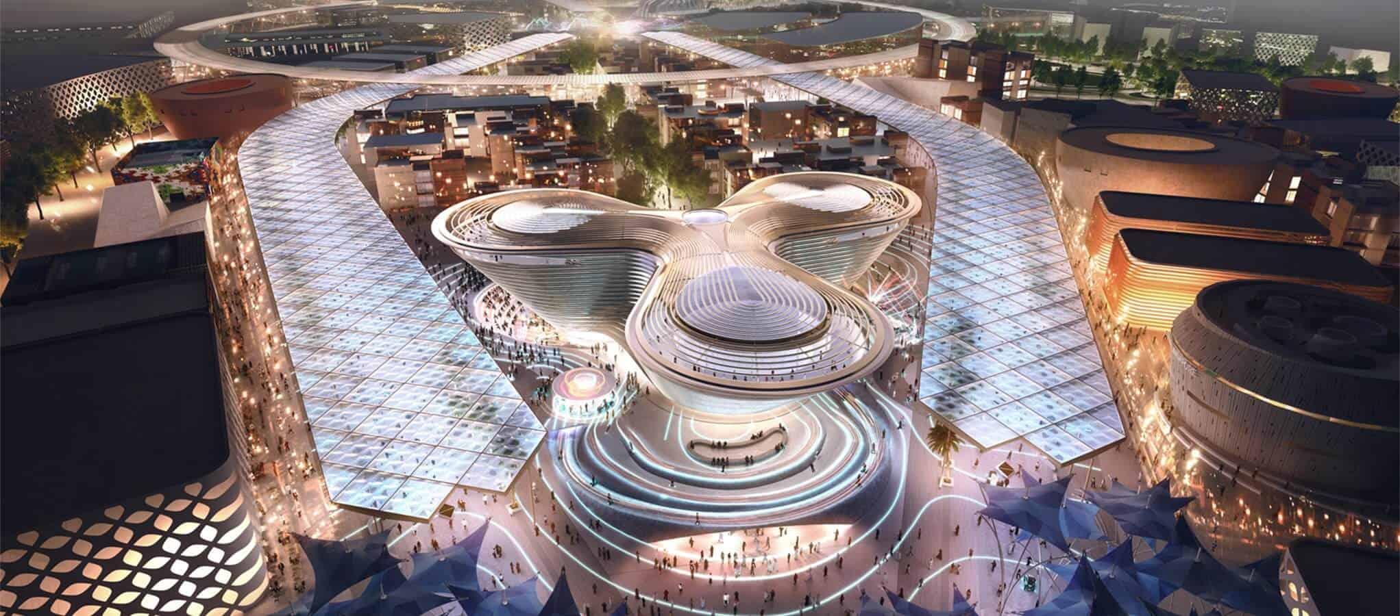 Dubai Expo2020 EMS-Event Technology services-Xporience