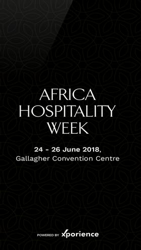 Africa Hospitality Week Logo Xporience-Dubai-UAE