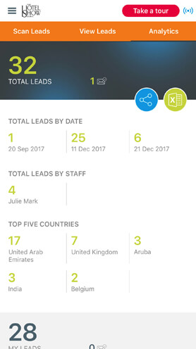 DMG Total Leads-Xporience-Dubai